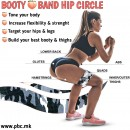 BOOTY BAND Hip Circle Bands Set of 3 pcs