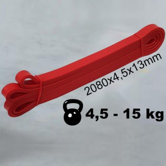 POWER RESISTANCE BAND 13 mm 4.5-15 kg