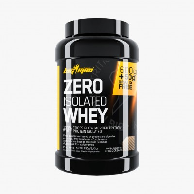 Zero Isolated Whey 600g + 50g