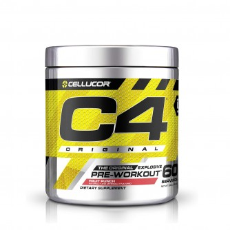 C4 Original PreWorkout 390g