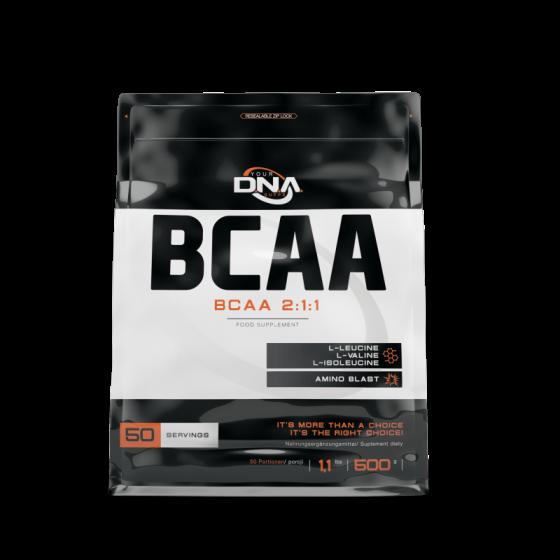 BCAA 2:1:1 500g