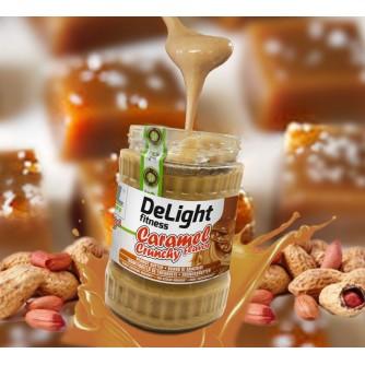 DeLight Caramel Crunchy Peanut Butter 510g
