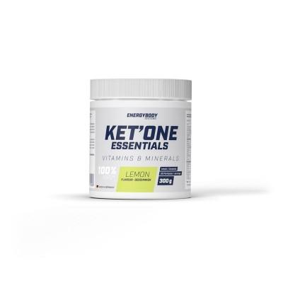 KET'ONE ESSENTIALS vitamins & minerals