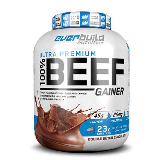 100% BEEF GAINER PREMIUM 2700g