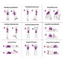 Body Sculpture Resistance Loop Bands