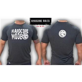 HARDCORE HARDCORE MODE - UNIQUE T-SHIRT NEW