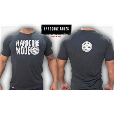 HARDCORE HARDCORE MODE - UNIQUE T-SHIRT NEW