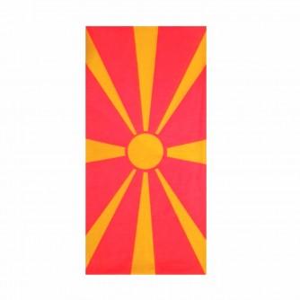 HARDCORE PROTECTION BANDANA MACEDONIAN FLAG