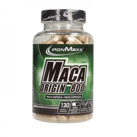 MACA ORIGIN 800 130caps