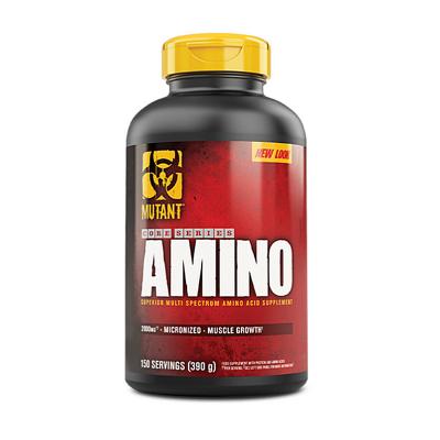 Mutant Amino 300tabs