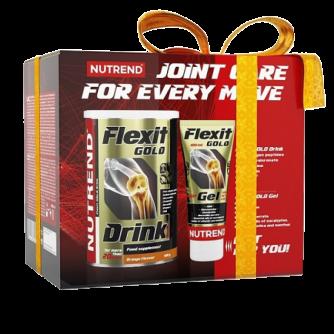 FlexIt Gold Drink 400g + Flexit Gold Gel 100ml