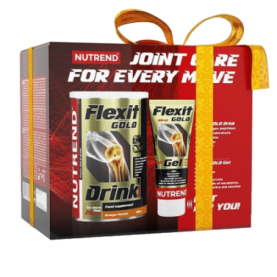 FlexIt Gold Drink 400g + Flexit Gold Gel 100ml