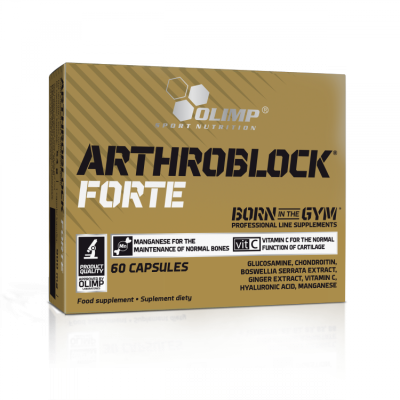 ARTHROBLOCK® FORTE 60 caps