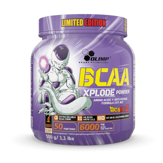 BCAA Xplode 500g DRAGON BALL LIMITED EDITION