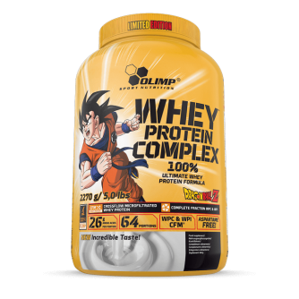 100% Whey Protein Complex 2270g LIMITED EDITION