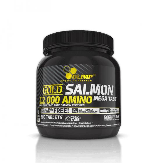 GOLD SALMON 12000 Mega Tabs® 300tabs