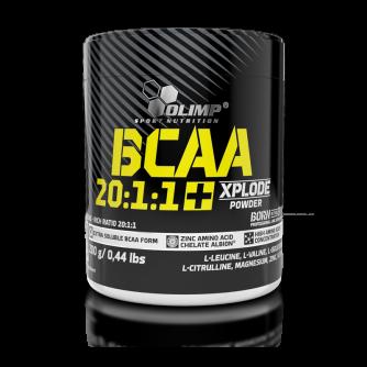BCAA 20:1:1+ Xplode Powder 200g