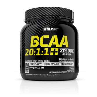 BCAA 20:1:1+ Xplode Powder 500g