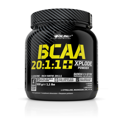 BCAA 20:1:1+ Xplode Powder 500g