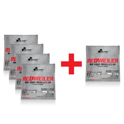 REDWEILER 4+1 GRATIS 5x12g