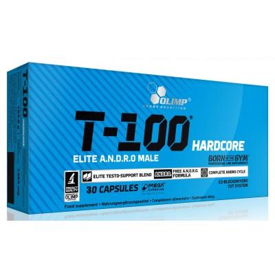 T-100 HARDCORE 30 MEGA CAPS