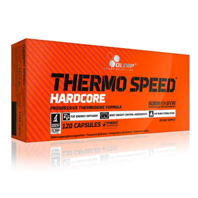 THERMO SPEED HARDCORE  30 caps