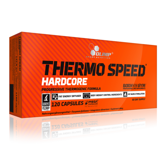 THERMOSPEED HARDCORE  30caps