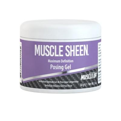 Muscle Sheen MAXIMUM DEFINITION POSING GEL 2 oz - 58 ml