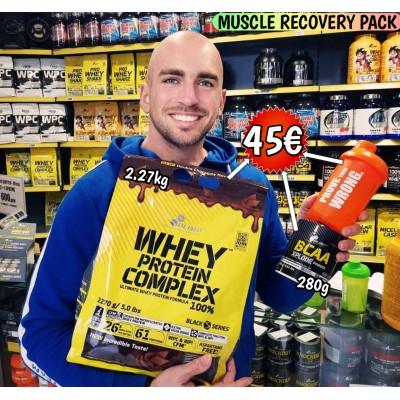MUSCLE RECOVERY PACK