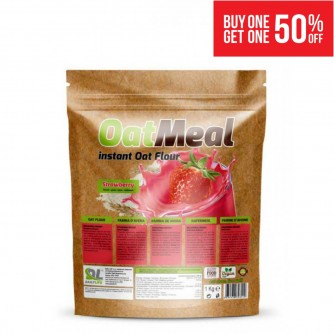 Oat Meal Instant 1000g BUY 1 GET 1 50% OFF