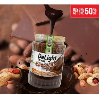DeLight Peanut Butter BUY 1 GET 1 50% OFF