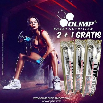 2 + 1 GRATIS Twister Protein Bar 60g