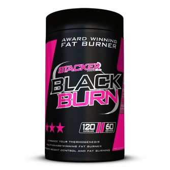BLACK BURN 120 caps