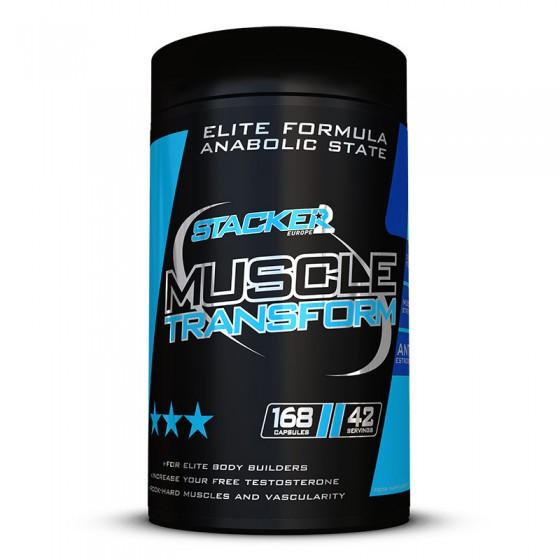 MUSCLE TRANSFORM 168caps