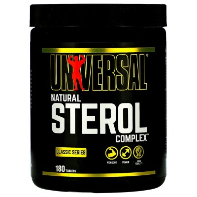 Animal Natural STEROL COMPLEX 180 tabs