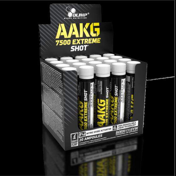 AAKG 7500 Extreme Shot 25ml