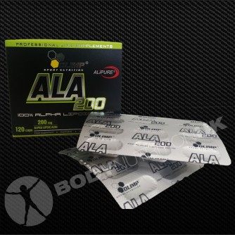 ALA200 - Antioxidant 15caps