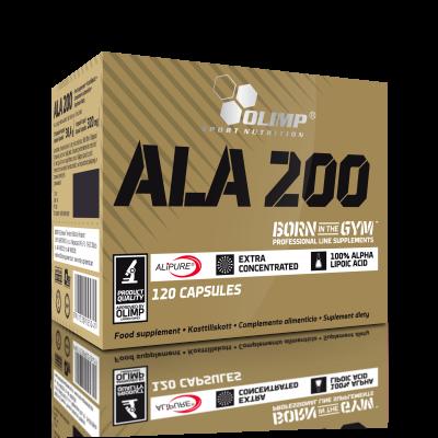 ALA200 - Antioxidant 120 caps