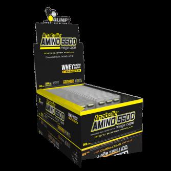 Anabolic Amino 5500 30caps