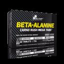 Beta-Alanine Carno Rush MEGA TABS 80tabs