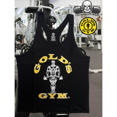 GOLDGYM STRINGER MUSCLE JOE MAICA BEZ RAKAVI