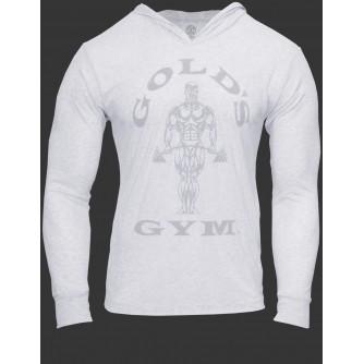 GOLD's GYM Muscle Joe Tri-Blend Hoodie