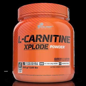 L-CARNITINE XPLODE POWDER 300g