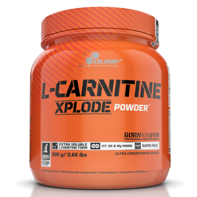 L-CARNITINE XPLODE POWDER 300g
