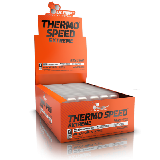 THERMO SPEED Extreme 30 caps